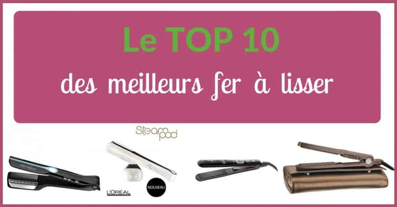 le top 10 des meilleurs fer lisser le classement indispensable oh beaut. Black Bedroom Furniture Sets. Home Design Ideas
