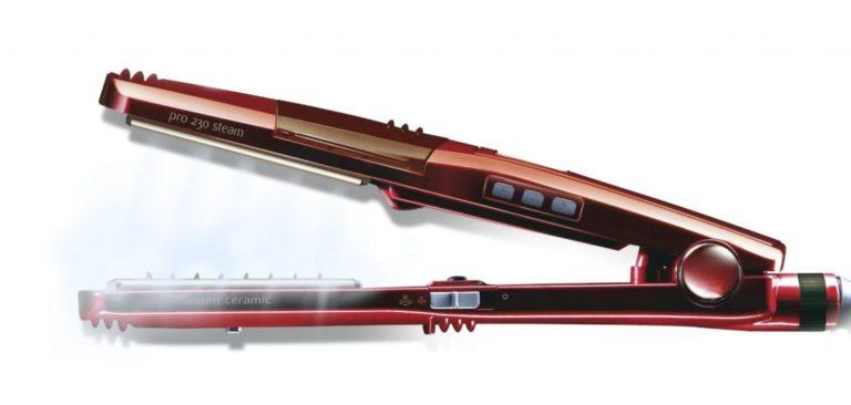 Babyliss ST395E: un fer à lisser vapeur puissant et pas cher