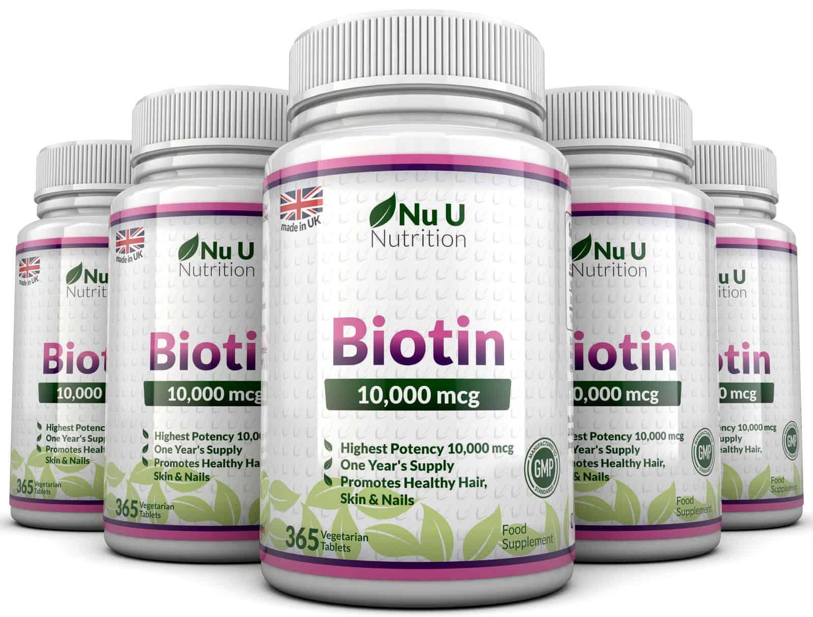 biotine-cheveux