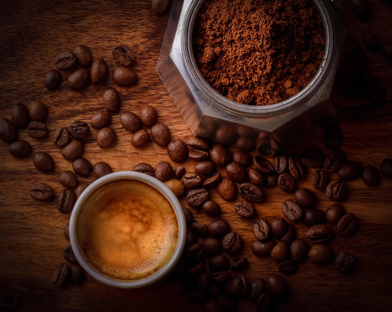 masque marc café