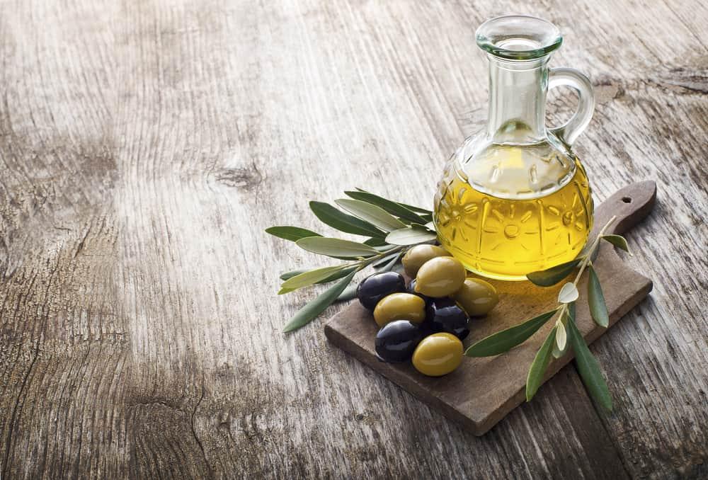 huile olive lissage naturel