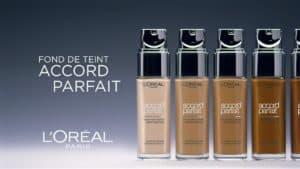 fond-de-teint-Accord-Parfait-Oreal-test-produit