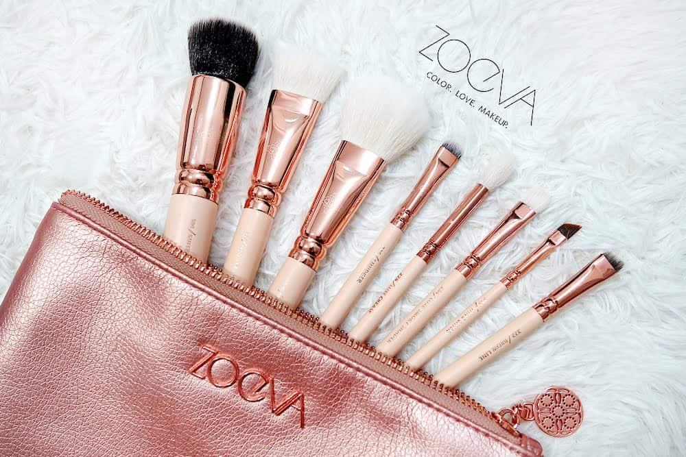 zoeva-cosmetiques-meilleurs-pinceaux-accessoires-maquillage-comparatif-top10-rose-golden-vol2-luxury-set