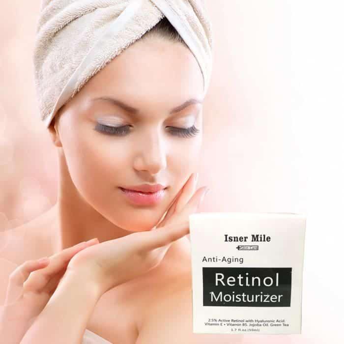 creme visage retinol